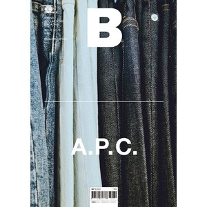 MagazineB Issue78 [韓国発ブランドドキュメンタリーマガジンB〜A.P.C. 特集〜]