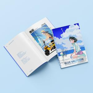 BULE VACATION|d-tsutayabooks