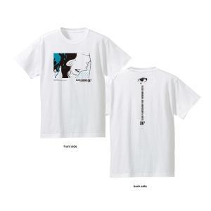 上村一夫 Tシャツ 「ブルー」|d-tsutayabooks