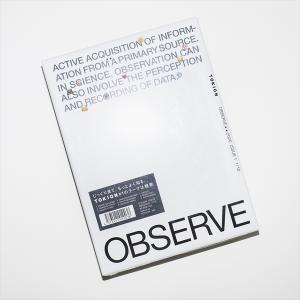 【通常版】TOKION issue1 -OBSERVE-|d-tsutayabooks