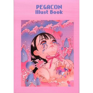 PEGACON ZINE|d-tsutayabooks