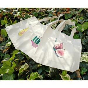 フルーツ刺繍 トートバッグ Leegamgak 韓国ブランド|d-tsutayabooks