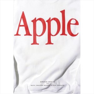 APPLE-Apparel & Side Products-(Asterisk Archive vol.II) d-tsutayabooks