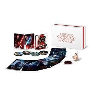 スター・ウォーズ/最後のジェダイ 4K UHD MovieNEX プレミアムBOX(数量限定)|d-tsutayabooks
