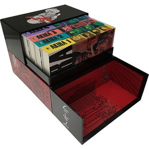 Akira 35th Anniversary Box Set Katsuhiro Otomo|d-tsutayabooks