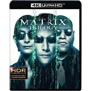 【予約特典25%OFF】<初回限定生産>マトリックス トリロジー <4K ULTRA HD&HDデジタル・リマスター Blu-ray>(9枚組/豪華ボックス&ブックレット付)|d-tsutayabooks