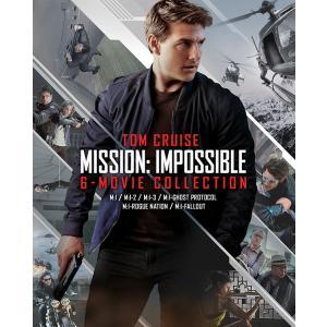 [予約特典ポイント5倍&15%OFF] ミッション:インポッシブル 6ムービーDVDコレクション<初回限定生産>ボーナスDVD7枚組付き|d-tsutayabooks