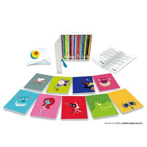 [ポイント10倍]在庫限り ディズニー ピクサー 20タイトル コレクション Blu-ray