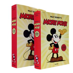 Walt Disney's Mickey Mouse: The Ultimate History ウォルト・ディズニー|d-tsutayabooks