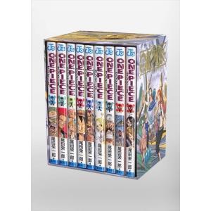 [ポイント2倍]ONE PIECE ワンピース 第一部EP3 BOX・空の島 (全9冊セット) コミック|d-tsutayabooks