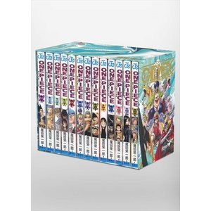 [ポイント2倍]ONE PIECE ワンピース 第二部EP4 BOX・水の都 (全13冊セット) コミック|d-tsutayabooks