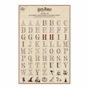 マグネットセット アルファベット ハリー・ポッター|d-tsutayabooks