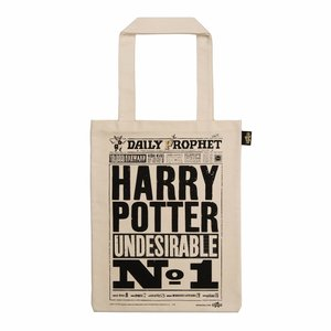 日刊予言者新聞 - Harry Potter Undesirable No.1 トートバッグ ハリー・ポッター|d-tsutayabooks