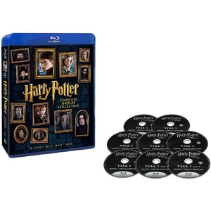 [40%OFF] ハリー・ポッター8Film Blu-rayセット