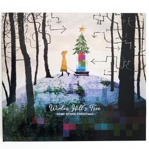 【代官山 蔦屋書店限定】ウィンター・ヒルズ・ツリー 〜丘の上のクリスマス|d-tsutayabooks