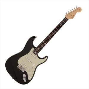 Fender Made in Japan Traditional 60s Stratocaster, Rosewood Fingerboard, Black エレキギター|d-tsutayabooks