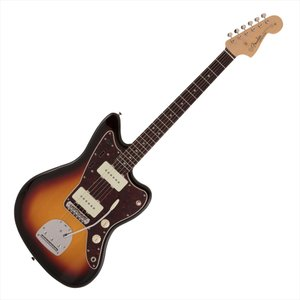 Fender Made in Japan Traditional 60s Jazzmaster, Rosewood Fingerboard, 3-Color Sunburst エレキギター|d-tsutayabooks