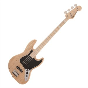 Fender Made in Japan Traditional 70s Jazz Bass, Maple Fingerboard, Natural エレキベース|d-tsutayabooks