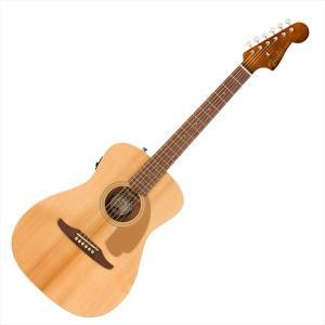 Fender Malibu Player, Walnut Fingerboard, Natural エレクトリックアコースティックギター|d-tsutayabooks