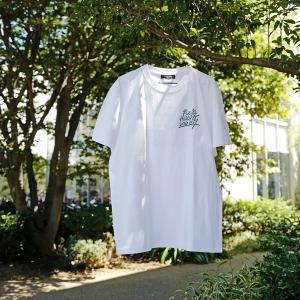 [20%OFF] 氷室京介 Tシャツ「DISTANCE」 ネイビー・ホワイト|d-tsutayabooks