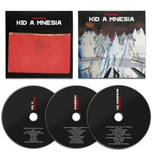 [11月上旬入荷予定 予約受付中] Kid A Mnesia Radiohead 日本盤CD3枚組 (高音質UHQCD仕様/解説・歌詞対訳付/ボーナストラック5曲追加収録) d-tsutayabooks