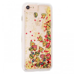 【iPhone 7/6s/6ケース】 Water Fall-Junk Food|d-tsutayabooks