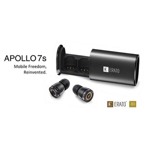 【ポイント5倍!】ERATO(エラート) Apollo7S アポロ7S ワイヤレス イヤホン Bluetooth|d-tsutayabooks