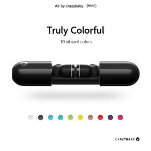 【正規品】Air by crazybaby (NANO) Bluetooth ワイヤレスイヤホン|d-tsutayabooks