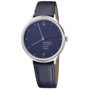 腕時計 MH1.L2240.LD MONDAINE (モンディーン) Helvetica No1Light 38 2016年限定モデル|d-tsutayabooks