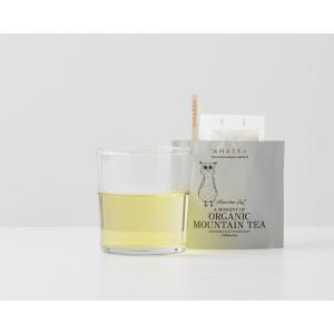 【ANASSA】オーガニックハーブティー  MOUNTAIN TEA(マウンテンティー)<紙箱タイプ>|d-tsutayabooks