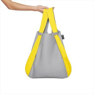 BAG&BACKPACK Gray/Yellow|d-tsutayabooks