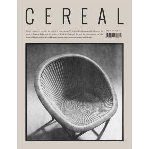 CEREAL(シリアル) Issue21 イギリス発のトラベル&ライフスタイル誌