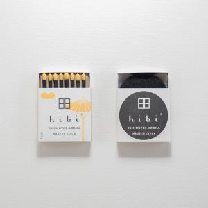 hibi レギュラーボックス 和の香り 柚子 (Yuzu)|d-tsutayabooks
