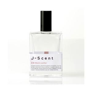 J-Scent (ジェーセント) フレグランスコレクション 香水 黒革 / Black Leather Eau De Parfum 50mL|d-tsutayabooks