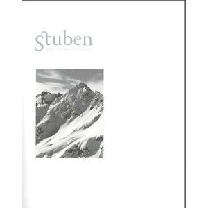 Stuben Magazine Vol.4(スチューベンマガジン スノーカルチャー誌)|d-tsutayabooks