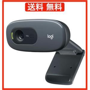 ロジクール ウェブカメラ C270n ブラック HD 720P ウェブカム ストリーミング 小型 シ...