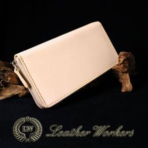 【FRD】ファスナーウォレット レザーウォレット 牛革 メンズ財布 革財布 ハンドメイド|dabada