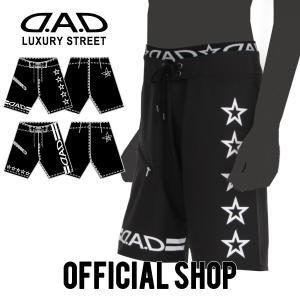 DAD ギャルソン D.A.D LUXURY STREET スイムウエア―【DK017】2デザイン GARSON おしゃれ かっこいい dad
