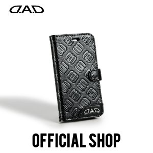 DAD ギャルソン D.A.D ラグジュアリー スマートフォンカバー iPhone12mini/12/12Pro/12ProMax HA620-01/HA621-01/HA622-01|dad
