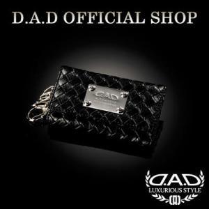 D.A.D (GARSON/ギャルソン) キーケース タイプ ベガ ブラック 4571259489534 DAD|dad