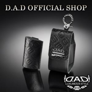 D.A.D(GARSON/ギャルソン) D.A.D グロー ケース タイプ モノグラムレザー DAD|dad