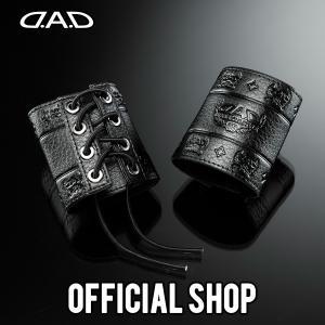 DAD ギャルソン D.A.D シートベルトバックルカバー ディルスレザー【HA560】|dad