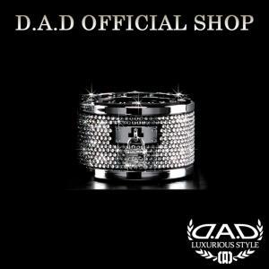D.A.D (GARSON/ギャルソン) LUXURY ドリンクホルダー タイプ EXEパドロック クリスタル DAD 4571259529858|dad