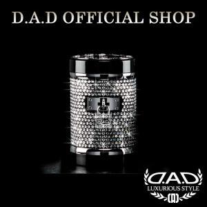 D.A.D (GARSON/ギャルソン) LUXURY アッシュボトル タイプ EXEパドロック クリスタルDAD 4571259529940|dad