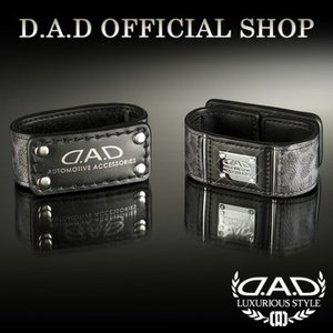 D.A.D (GARSON/ギャルソン) LCCカーテンタッセル ブラックレパード 4560318755635 DAD|dad