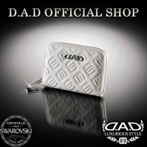 D.A.D (GARSON/ギャルソン) DAD キーケース LE054-03 【ホワイト】 DAD|dad