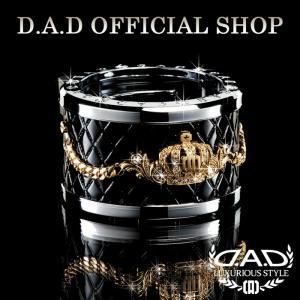 D.A.D (GARSON/ギャルソン) LUXURY ドリンクホルダー タイプ クラウン ゴールド/クリスタル DAD 4571259518777|dad