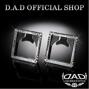 D.A.D (GARSON/ギャルソン) クリスタル 3WAY テーブルリング DAD|dad