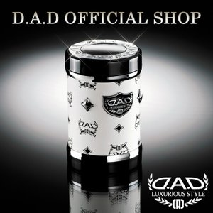 D.A.D (GARSON/ギャルソン) LUXURY アッシュボトル タイプ ディルス ホワイトDAD 4560318706330|dad