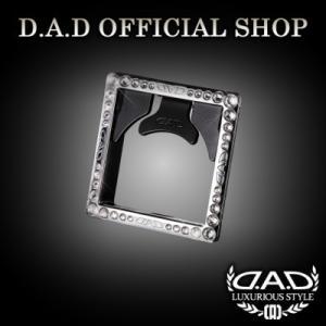 D.A.D (GARSON/ギャルソン) クリスタル 3WAY テーブルリング 1ヶ DAD|dad
